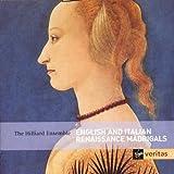 English and Italian Renaissance Madrigals [Import anglais]