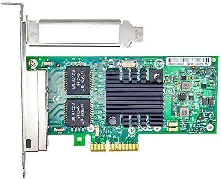 ACHICOO Intel 82580 Chipset I340-T4 E1G44HT: Amazon.es ...