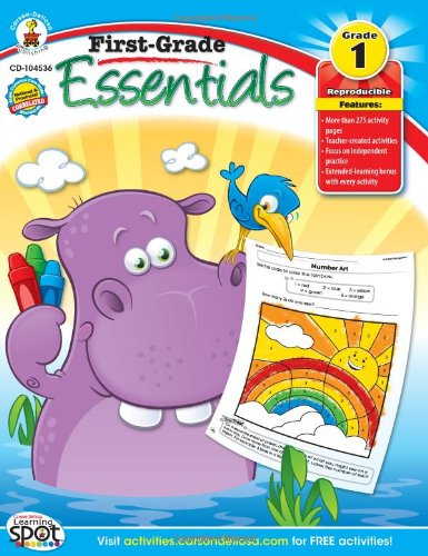 First-Grade Essentials, Grade 1