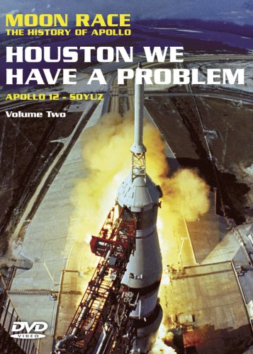 Moon Race - The History of the Apollo, Vol. 2: Houston, We Have a Problem - Apollo 12-Soyuz (Store Garden Houston)