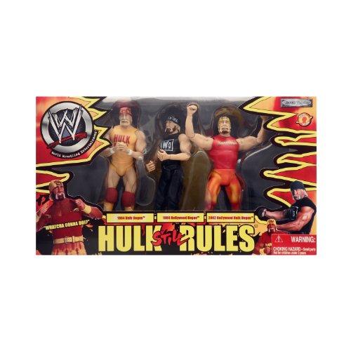 hulk hogan action figures - 5