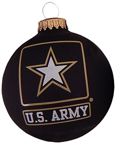 Christmas by Krebs CBK80427 Made in the USA Military Logo & Hymn Christmas  Ball Ornament, - Amazon.com: Christmas By Krebs CBK80427 Made In The USA Military