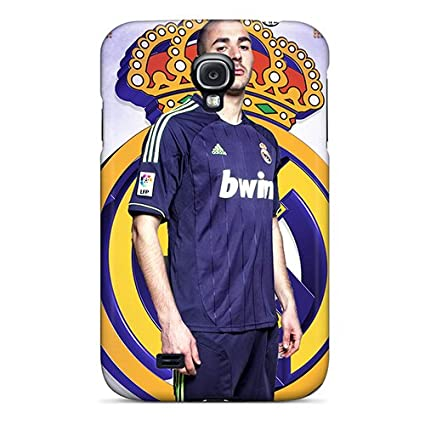 Amazon.com: Durable The Football Player Real Madrid Karim ...