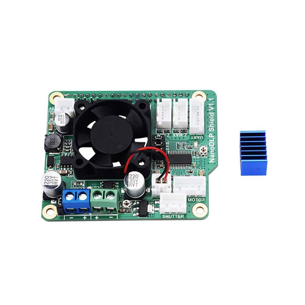 ROKOO®NanoDLP Shield V1.1 - Tabla de expansión para Impresora 3D ...