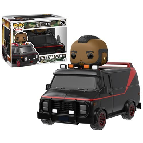 A-Team Van with B.A. Baracus Pop! Vinyl Vehicle for sale  Delivered anywhere in USA