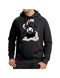 N4401H Hoodie The Scary pianist