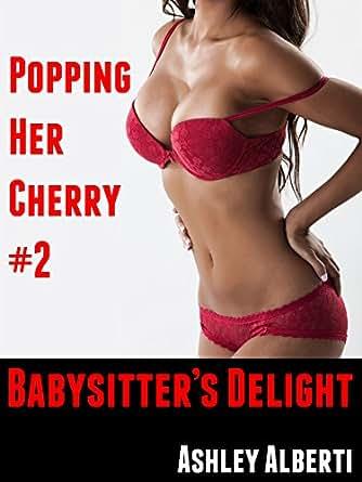 Popping her chery