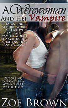 Werewoman Her Vampire Transformation Investigator ebook product image