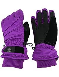 Kids Bulky Thinsulate Waterproof Winter Snow Ski Glove...