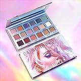 18 Color Matte Eyeshadow Palette,Pro Makeup