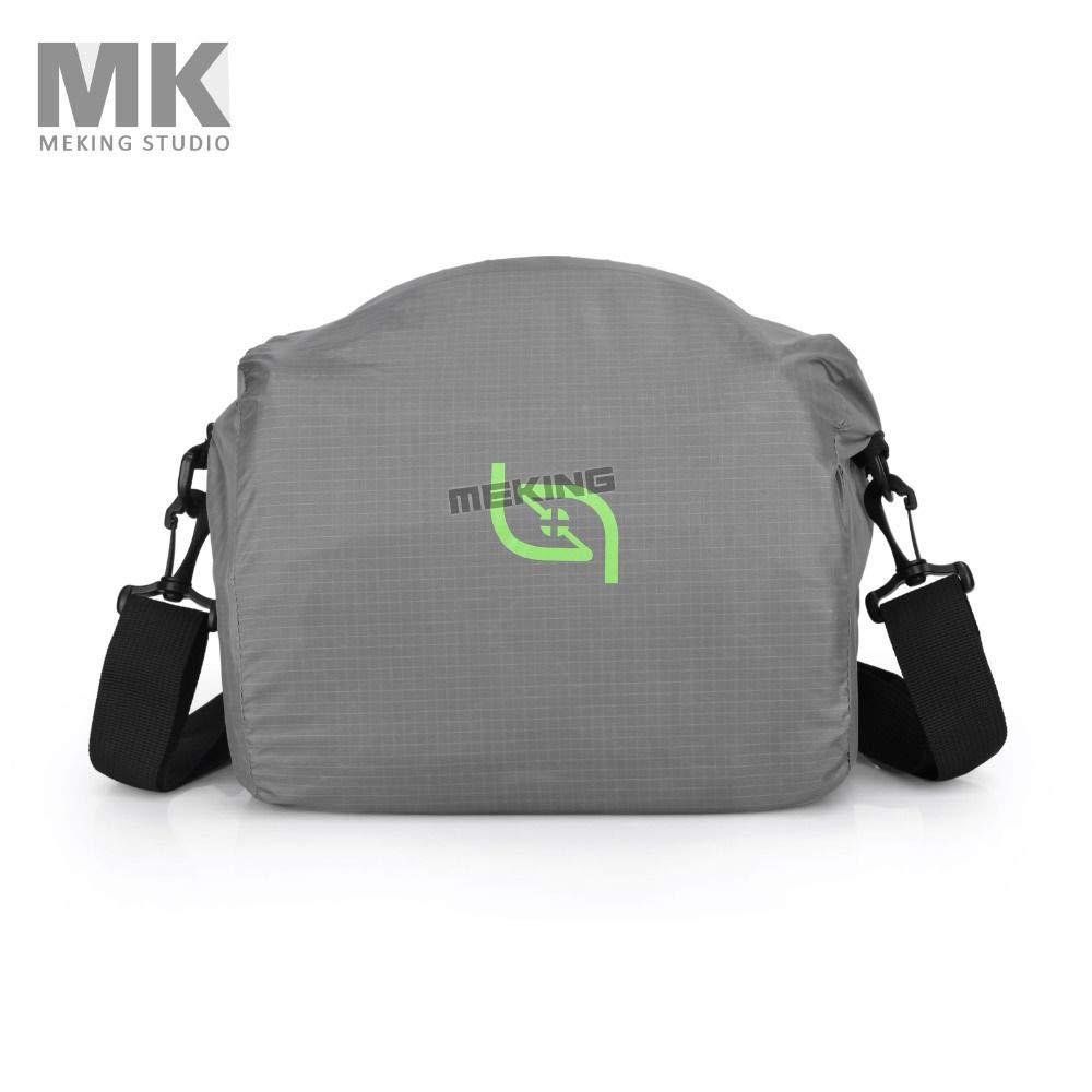 High Capacity Camera Video Shoulder Bag Waterproof with rain Coat for Canon Nikon Pendax Sony DSLR SLR