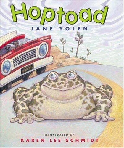 Hoptoad by Harcourt Children's Books
