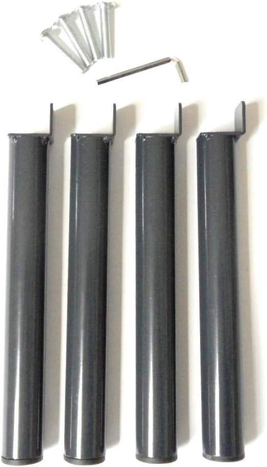 Patas de 30 mm de diámetro para somier metálico (4 unidades)