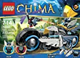 LEGO Chima 70007 Eglors Twin Bike