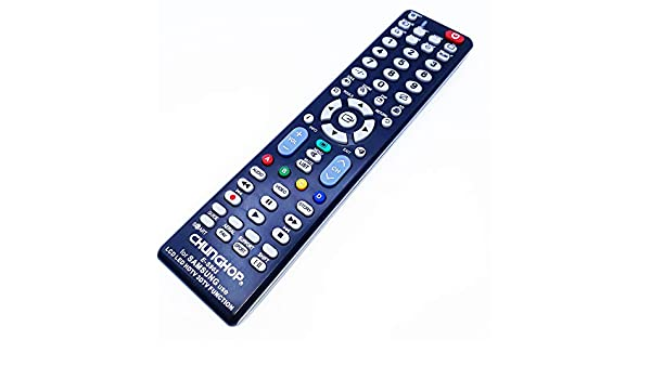 CEKATECH® Control Remoto Compatible con Samsung TV/LCD/LED/HDTV ...