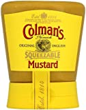 Colmans Squeezy English Mustard 150 g (Pack of 6)