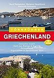 Törnführer Griechenland 1: Ionische Inseln, Golf von Patras und Korinth, Peloponnes, Argolischer und Saronischer Golf