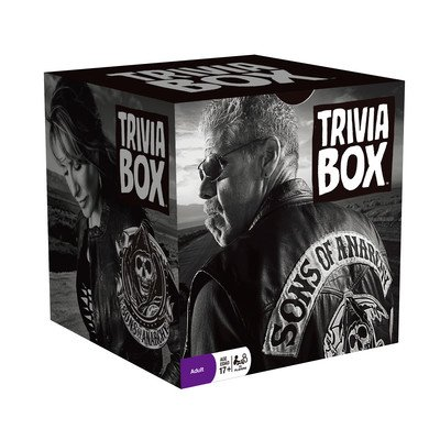 Cardinal Games  Trivia Box  Sons Of Anarchy