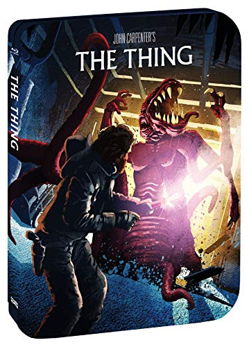 The Thing [Limited Edition Steelbook] [Blu-ray]