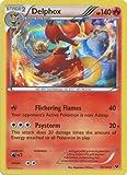 Pokemon - Delphox (13/124) - XY Fates Collide - Holo