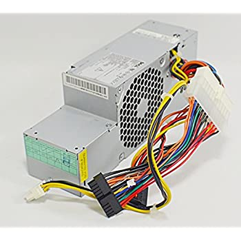 51KgikZ1WCL._SL500_AC_SS350_ amazon com genuine oem dell power supply unit psu switching 275w Dell Gx Optiplex Power Supply at eliteediting.co