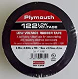 Plymouth Low Voltage Rubber Splicing Tape 30 mil