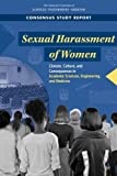 img - for Sexual Harassment of Women: Climate, Culture, and Consequences in Academic Sciences, Engineering, and Medicine book / textbook / text book