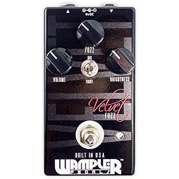 Wampler Velvet Fuzz V2 Fuzz Pedal