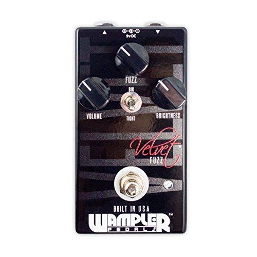 Wampler Velvet Fuzz V2 Guitar Effects Pedal