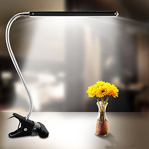Flexible Gooseneck Led Clip Light - 4
