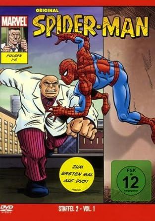 Spiderman Deutsch Zeichentrick