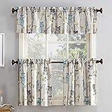 No. 918 45083 Hoot Owl Print Kitchen Curtain