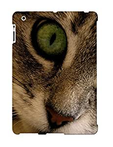 High Quality Tpu Case/ Animal Cat NgiZyG-2381-yumWo Case Cover For Ipad air For New Year's Day's Gift
