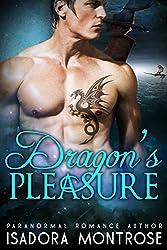 Dragon's Pleasure (Lords of the Dragon Islands Book 4)