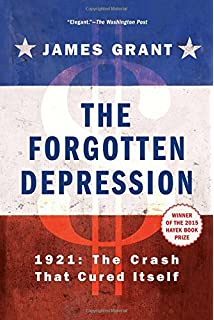 Its getting better all the time 100 greatest trends of the last the forgotten depression 1921 the crash that cured itself fandeluxe Choice Image