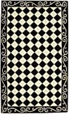Cheap Safavieh Transitional Rug – Chelsea -Black/Ivory Black/Ivory/Transitional/2'6″ x 10'/Runner