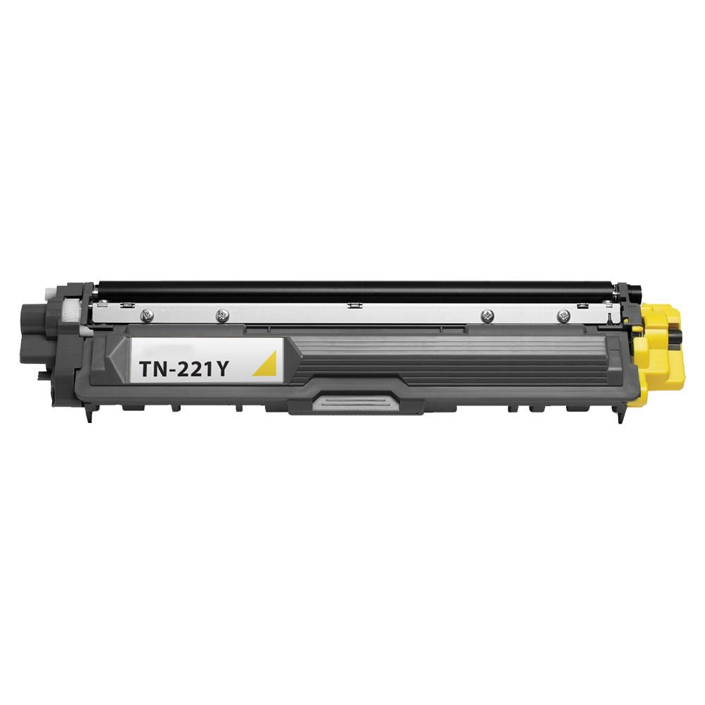 Febe New Compatible TN221 Toner Cartridge for HL-3140CW HL-3170DW MFC-9130CW – Yellow