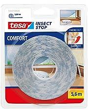 Tesa TE55347-00020-00 Recambio cinta Velcro 5,60 m blanco, standaard