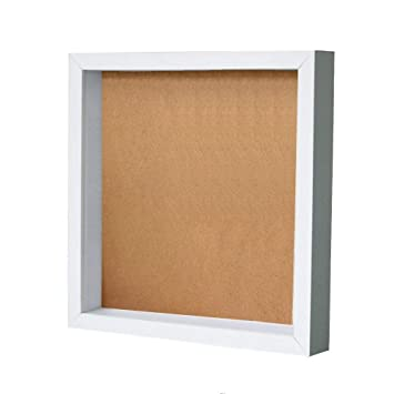 Amazoncom Fairbridge Frames Shadow Box Frame With Display Board