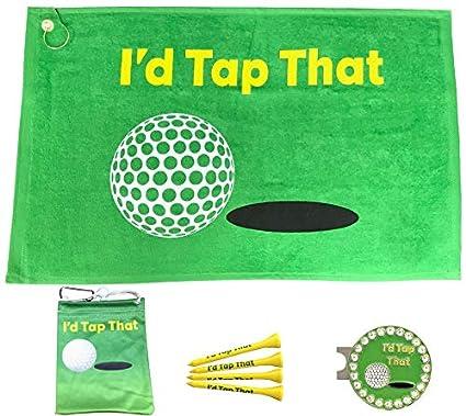Amazon.com: Giggle Marcador Par 3 – Bolsa de I d Tap That ...