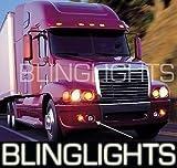 07 freightliner century part - Freightliner Century Blue Halo Fog Lamps Angel Eye Driving Lights Foglamps