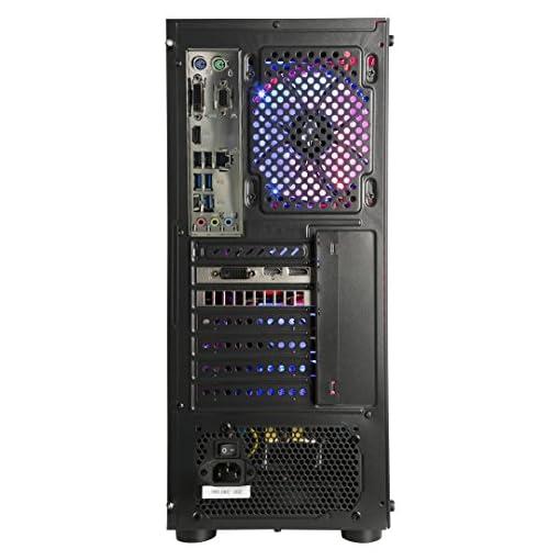 NITROPC - PC Gamer Avanzado Nitro *Rebajas* (Intel i5, Nvid. GTX1660 6GB, 1TB, 16GB + Windows 10*) + WiFi de Regalo. pc… 4