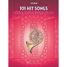 101 Hit Songs: for Horn