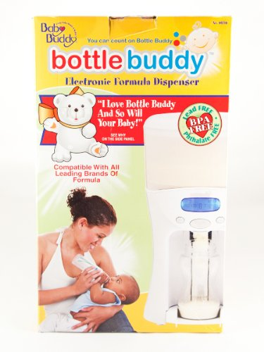 Bottle Buddy Electronic Formula Dispenser Case Pack 4 by Baby Buddy