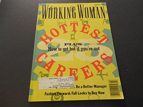 Working Woman July 1990, Hottest -