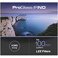 Lee Filters ProGlass 100x100mm IRND 15 Stop 4.5 ND Glass Filter
