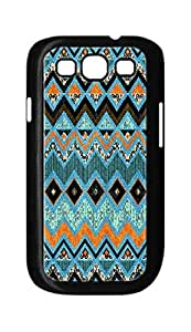 Aztec Ombre tribal Pattern Snap-on Hard Back Case Cover Shell for Samsung GALAXY S3 I9300 I939 I9308 -3090
