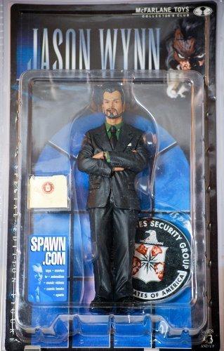 McFarlane's Spawn Collector's Club #4 Jason Wynn by Spawn Mcfarlane Club