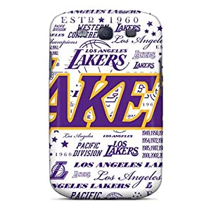 CADike PFaQWTO8830zMITx Case Cover Galaxy S3 Protective Case Los Angeles Lakers