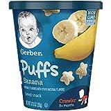 Gerber Graduates Puffs, Banana Cup, 0.70 oz